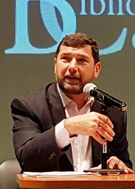 Alejandro Lorenzo César Santa, General Coordinating Director of the Library of the National Congress